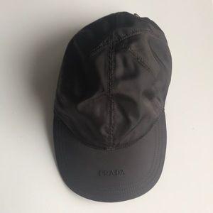 Prada Brown Hat Small